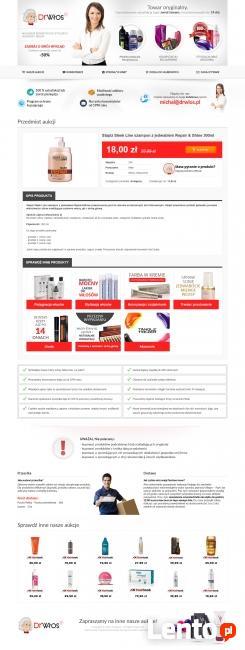 PROFESJONALNE STRONY WWW, Wersja mobilna, CMS Wordpress, log