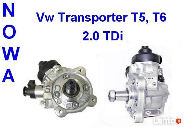 Pompa wtryskowa paliwa Bosch Vw Transporter T5, T6, 2.0 TDi