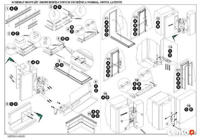 Autocad rysunki- projekty STUDIA