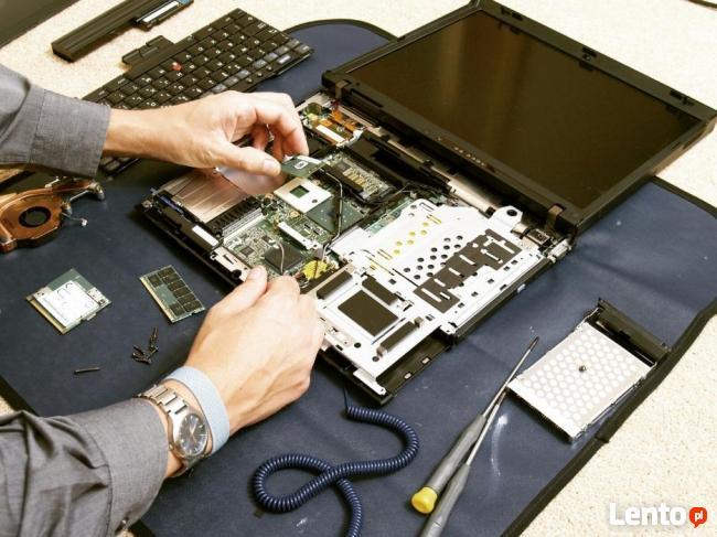 Naprawa i optymalizacja komputerów