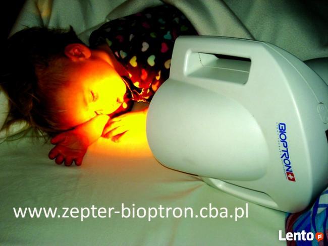Lampy Bioptron-Zepter do światłoterapii