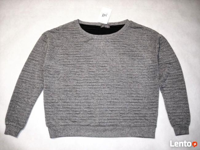 RESERVED Bluza Pikowana NOWA L XL luźna
