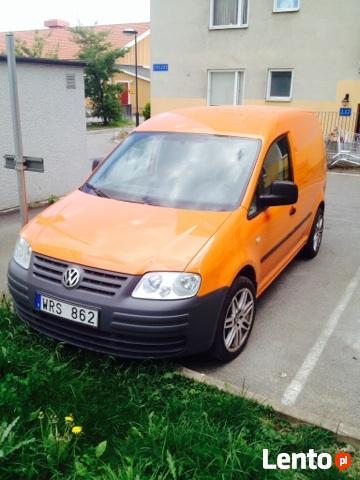 Transport Kraków - Warszawa Auto + kierowca 350zł.VW caddy
