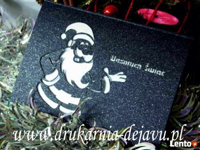 Kartki Bożonarodzeniowe dla firm