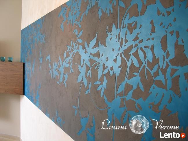 Tynki I Farby Dekoracyjne Luana Verone Sprzedaż I Usługi