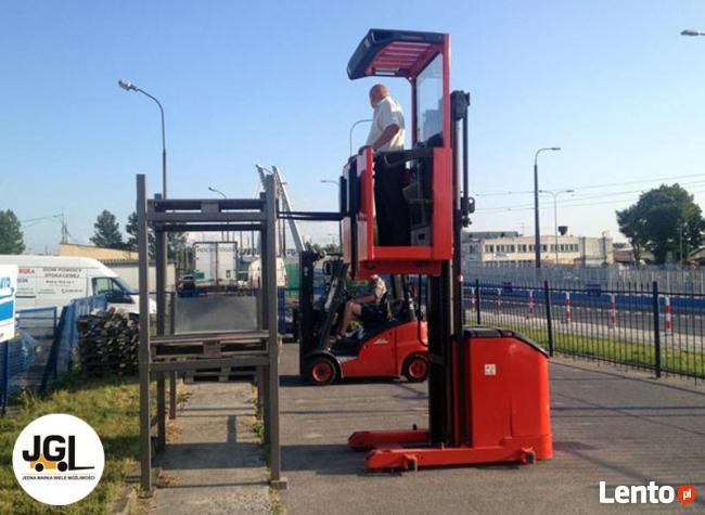 Operator wózka widłowego - KURS - Atrakcyjne cena.