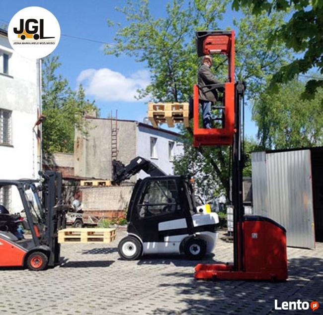Zrób kurs na wózki widłowe z UDT - Łódź, Pabianice, Brzeziny