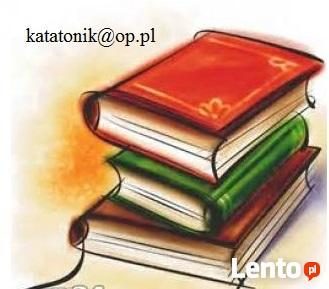 Pisanie prac magisterskich Nowogard i okolice
