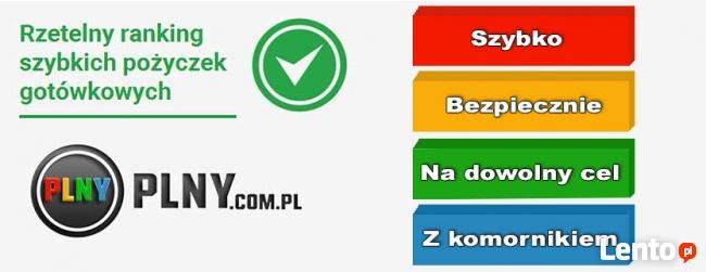 Kredyty Kraków, pożyczki na dowód, chwilówki konsolidacja –