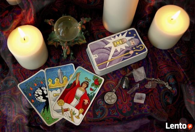 tarot, rozklady indywidualne,kazda sfera,spętanie