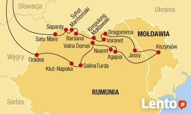 Geotour, wycieczka Na styku kultur-Rumunia, Mołdawia