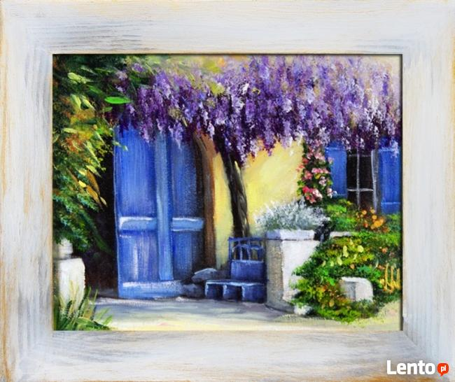 obraz olejny 30 x 35