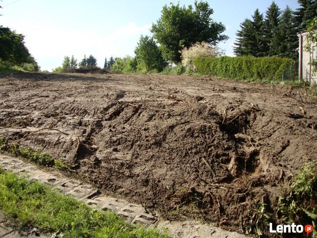 Dzialka budowlano- rolna