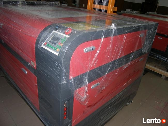 Bardzo dobry Laser Ploter laserowy do cięcia filcu, drewna, kartonu 100W OJ64