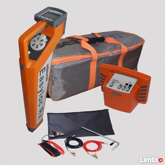 Lokalizator instalacji podziemnych - zestaw EasyLoc RX/TX