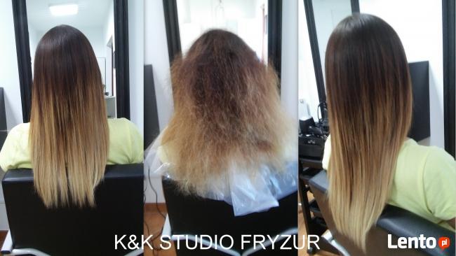 Prostowanie Keratynowe Inoar Kk Studio Fryzur Kraków
