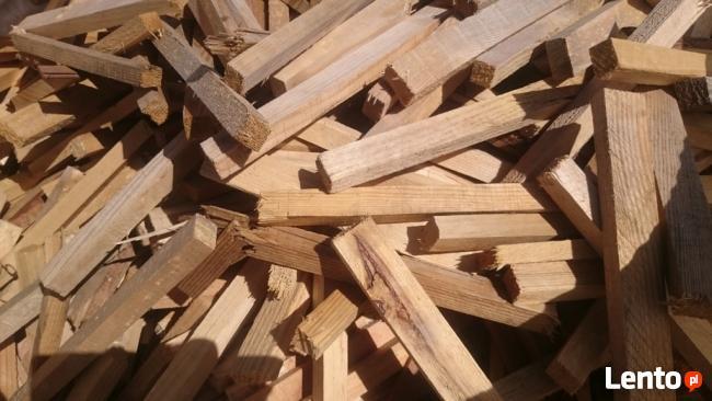 Drewno opałowe, rozpałka, duże stany BIG bag tanio