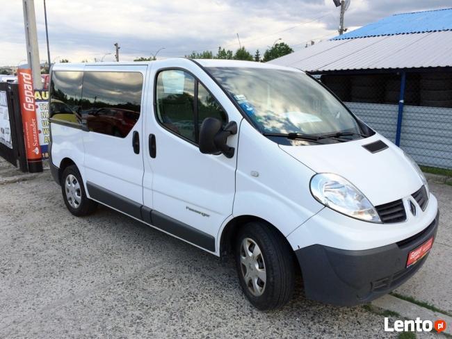 Renault Trafic Passenger 2,0 DCi WYPOŻYCZ