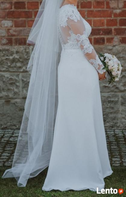 Suknia ślubna Lusima Gala