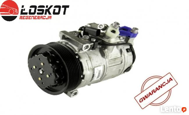Kompresor sprężarka klimatyzacji FIAT BRAVA, BRAVO
