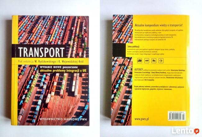 Transport. Wyd. Nowe poszerzone Aktualne problemy integracji