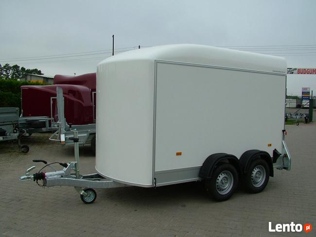 Przyczepa zabudowana Kontener Furgon Cargo C500