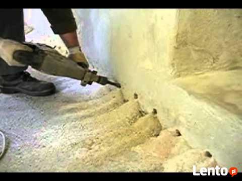 osuszanie budynków iniekcją krystaliczną warszawa okolice