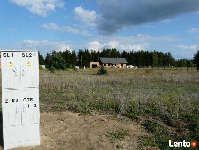 Bezpośrednio - działka budowlana - Marianów k/Leszna