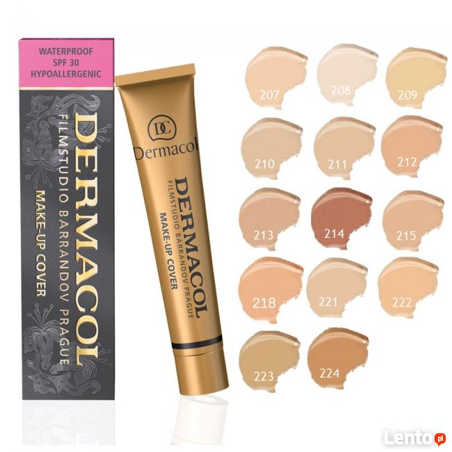 Dermacol makeup cover 30g - Hurtownia Importer