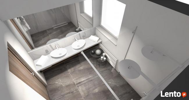 Projektowanie wnętrz, łazienek, kuchni, wizualizacje, porady