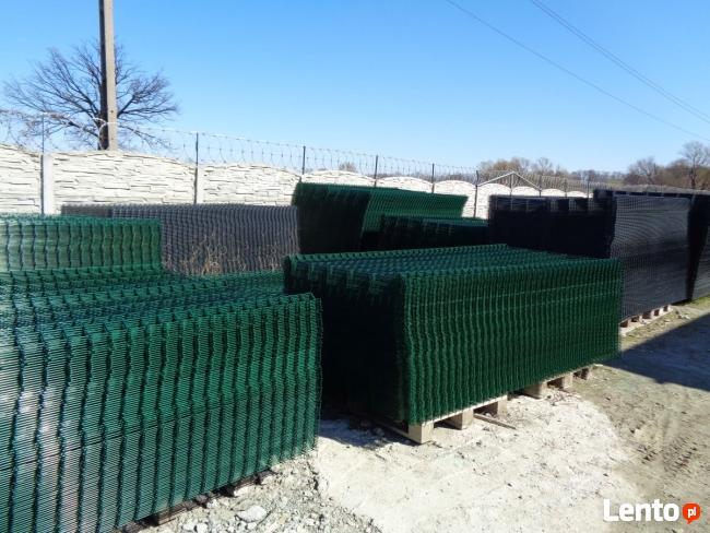 Ogrodzenie panelowe na podmurówce prefabrykowanej producent