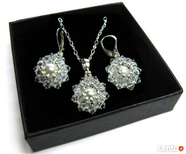 Biżuteria Ślubna Swarovski - fantastico!