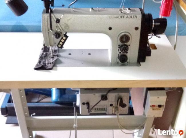Maszyna do Szycia Stębnówka DURKOPP 272 FULL AUTOMAT (JUKI)