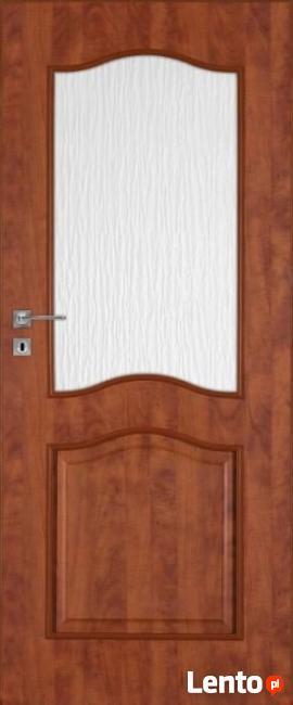 Drzwi wewnętrzne DRE 90 prawa olcha