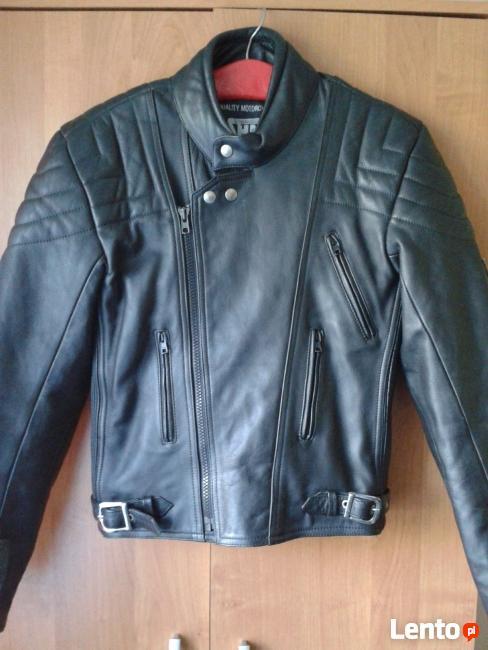 Sprzedam kurtki ,spodnie skorzane motocyklowe