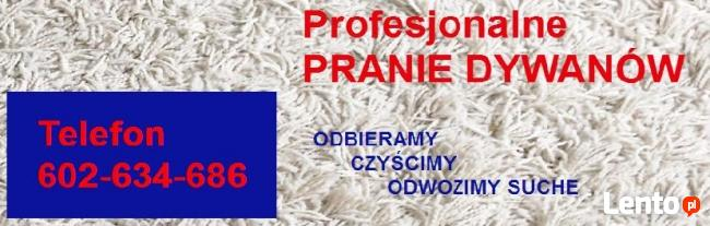 Pranie Dwanów PRIMA - Białystok