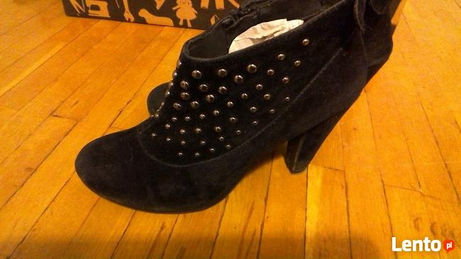 5 par butów damskich rozmiar 39
