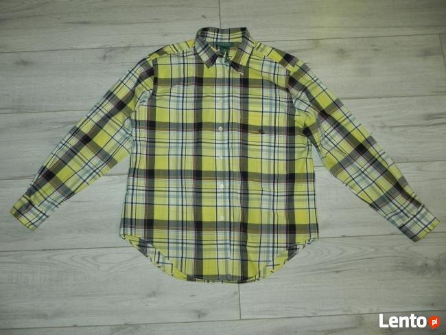 Sprzedam koszulę marki Ralph Lauren dla chłopca na 12 lat