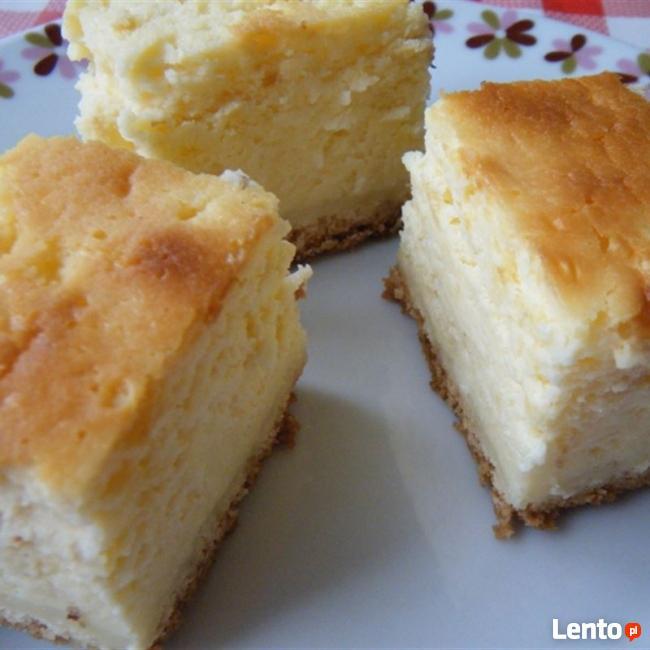 Domowe Ciasto SERNIK