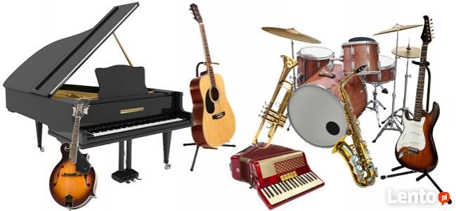 Góra Odkupimy instrumenty muzyczne Wszystkie rodzaje Sulechów ZK92