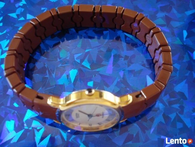 Zegarek Nuga Best z Prozdrowotną Branzoletką Męski
