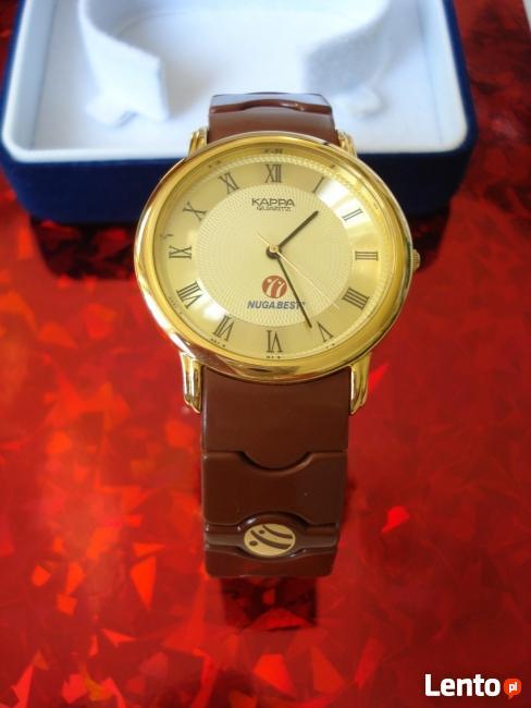 Zegarek Nuga Best z Prozdrowotną Branzoletką