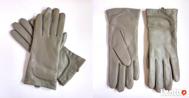 Rękawiczki- eko-skóra