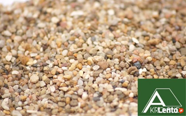 Żwir Kwarcowy Akwarystyka Dekoracja 1,5-3,0 Atest PZH 25kg