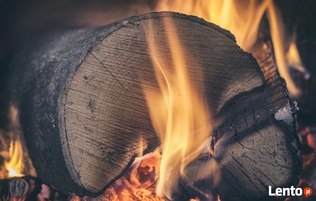 Drewno Kominkowe Drewno Opałowe Dąb Dębowe 1mp Paleta