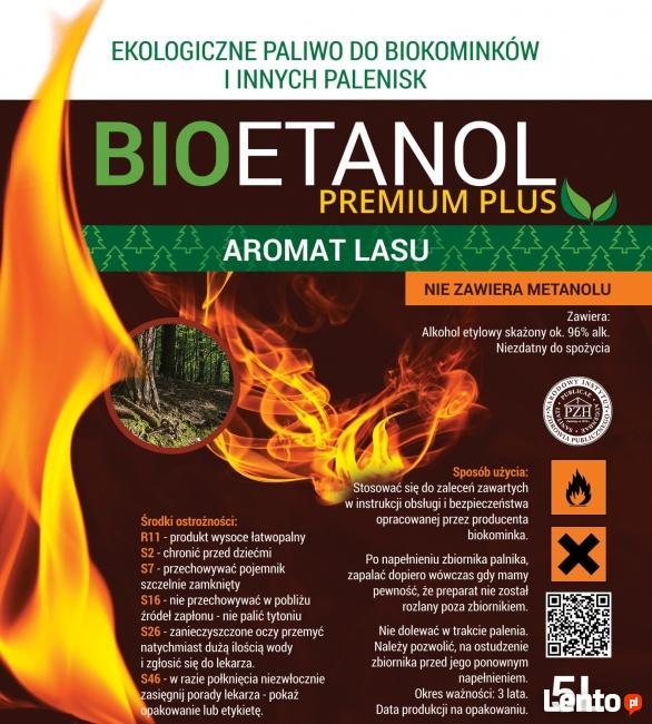Biopaliwo Bioetanol Paliwo Do Biokominków Aromat Róży 5l
