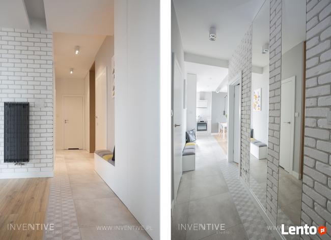 Projektowanie wnętrz - Aranżacja - Architekt INVENTIVE
