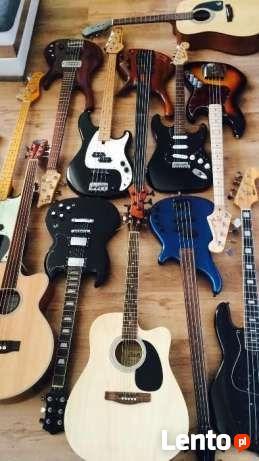 Regulacja i naprawa gitar