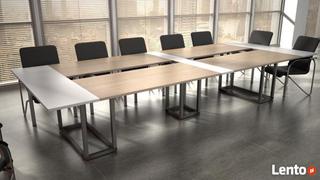 Walc stół konferencyjny segmentowy W18