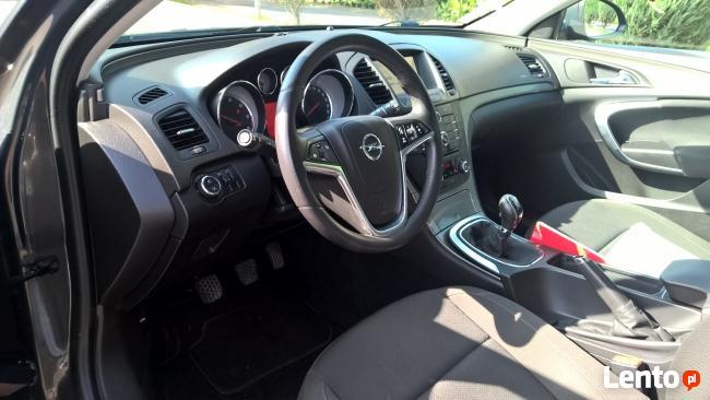 Do Sprzedania Śliczny Opel Insignia